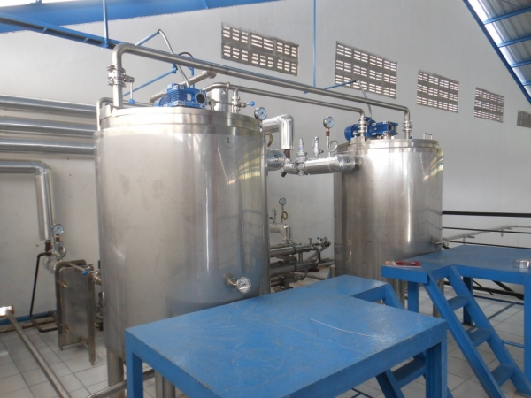 Chili Sauce Processing Line