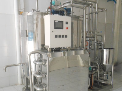 Jam Processing Technology